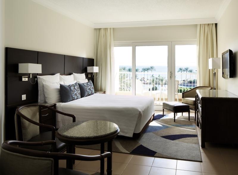 Hotelzimmer mit Tennis im Hurghada Marriott Beach Resort