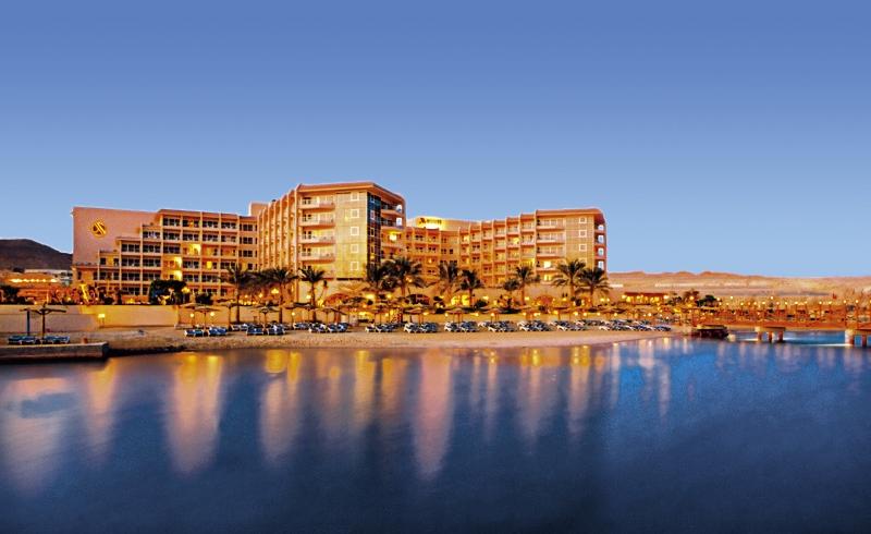 Hotel Hurghada Marriott Beach Resort günstig bei weg.de buchen - Bild von FTI Touristik