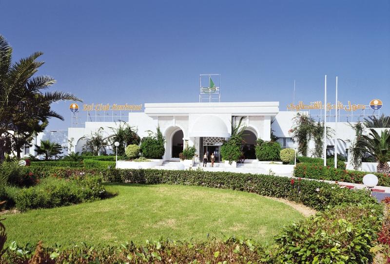 Hotel El Mouradi Club Kantaoui in Sousse - Bild von FTI Touristik