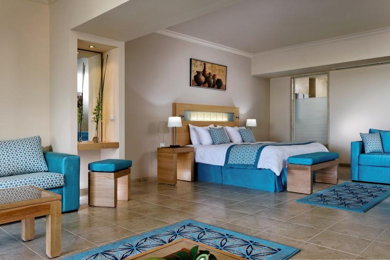 Hotelzimmer mit Fitness im Mövenpick Resort Soma Bay