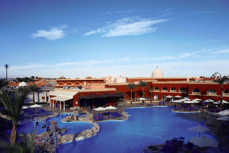 Hotel Alf Leila Wa Leila in Rotes Meer - Bild von FTI Touristik