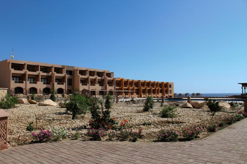 Hotel Viva Blue Resort & Diving Sharm El Naga günstig bei weg.de buchen - Bild von FTI Touristik