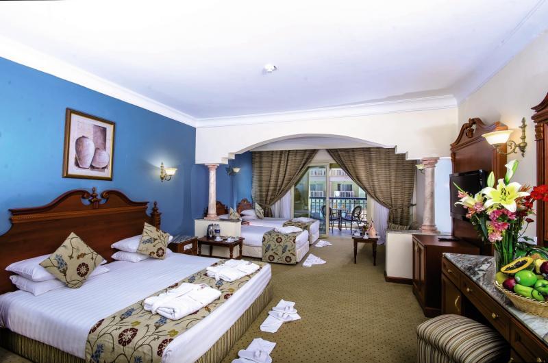 Hotelzimmer mit Volleyball im Titanic Palace Hotel