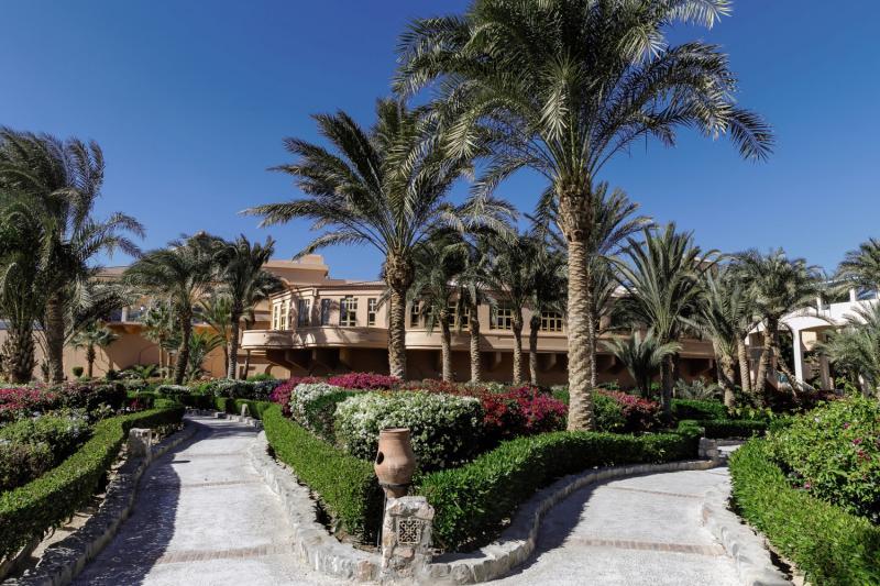 Hotel Mövenpick Resort & Spa El Gouna günstig bei weg.de buchen - Bild von FTI Touristik