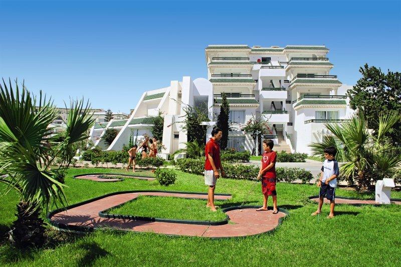 Hotel El Mouradi - Palm Marina in Sousse - Bild von FTI Touristik