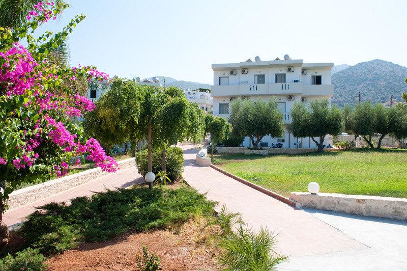 Hotel Lisa Mari Beach in Kreta - Bild von LMX International