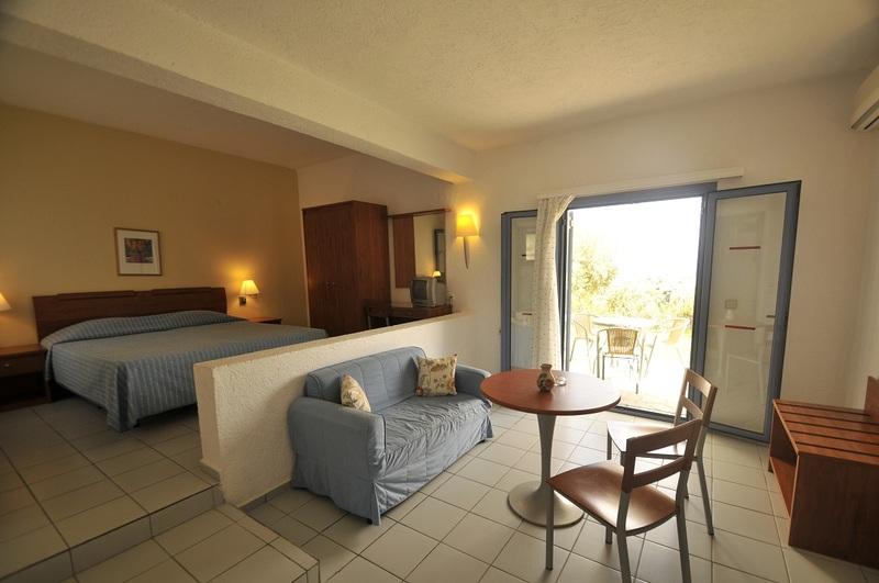 Hotelzimmer mit Golf im Palatia Village