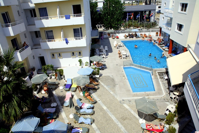 Hotel Anastasia in Kos - Bild von LMX International