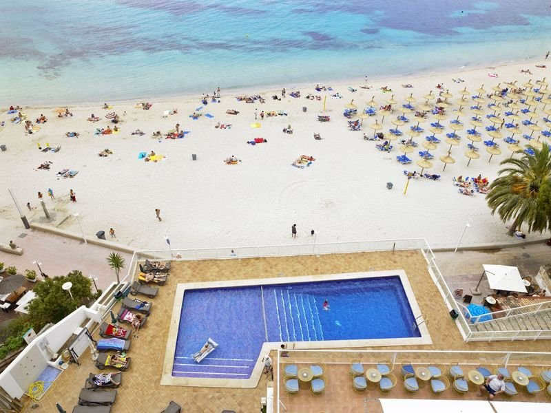 Hotel Flamboyan Caribe in Mallorca - Bild von LMX International