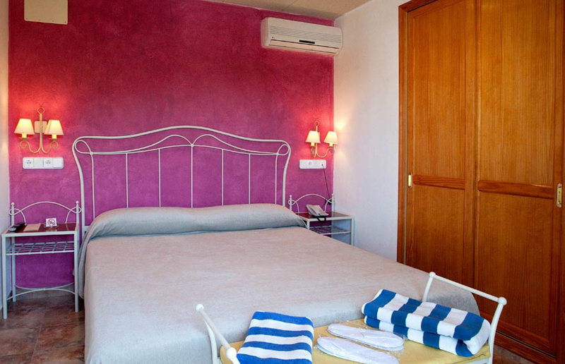 Hotel Entre Pinos in Formentera - Bild von LMX International