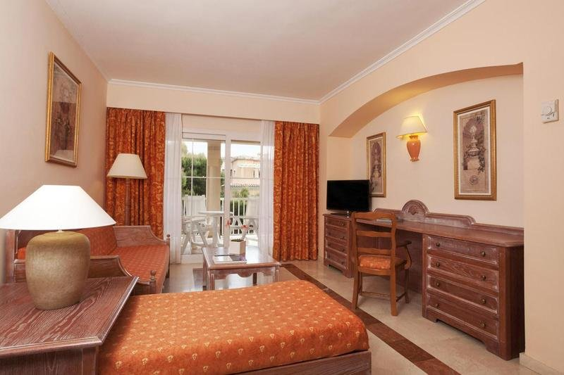 Hotelzimmer mit Yoga im Hotel Gran Vista