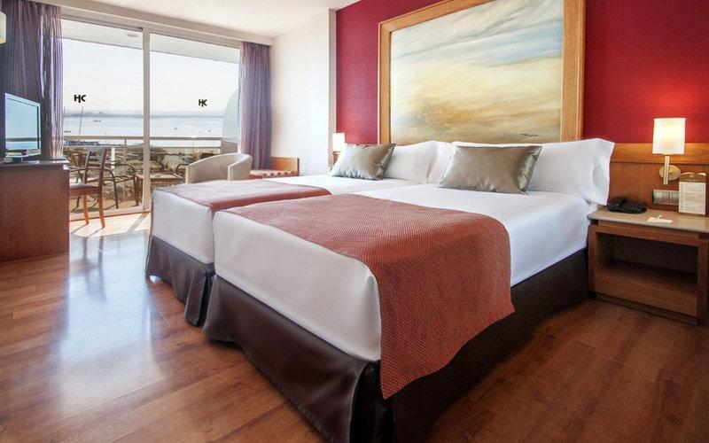 Hotelzimmer mit Wassersport im Catalonia Majorica