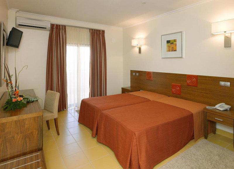 Hotelzimmer mit Fitness im Praia Sol