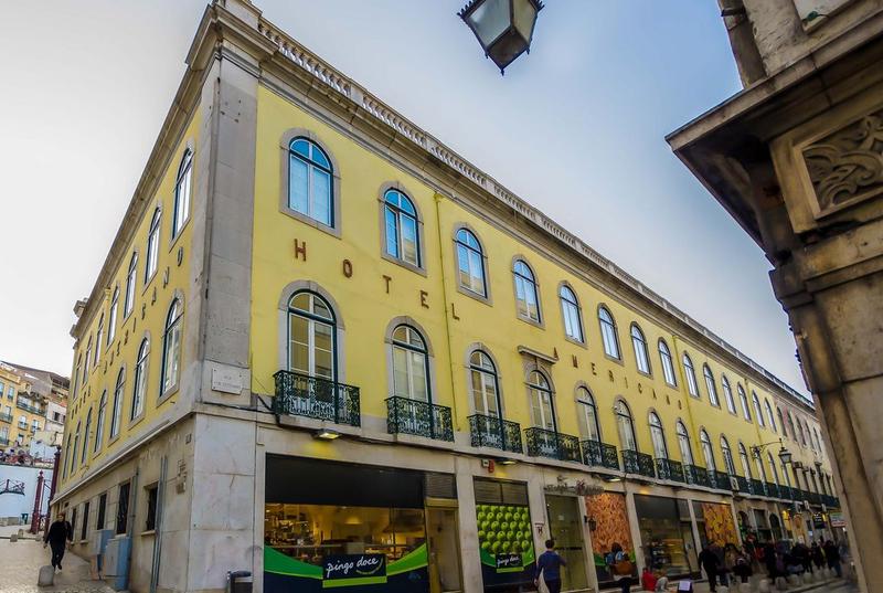Americano Inn Rosio Hotel günstig bei weg.de buchen - Bild von LMX International