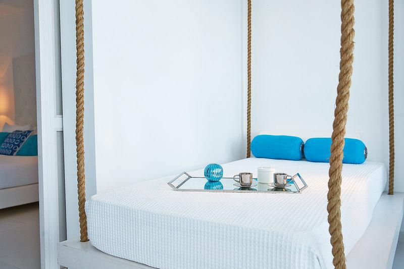 Hotelzimmer mit Fitness im Lux Me Grecotel White Palace