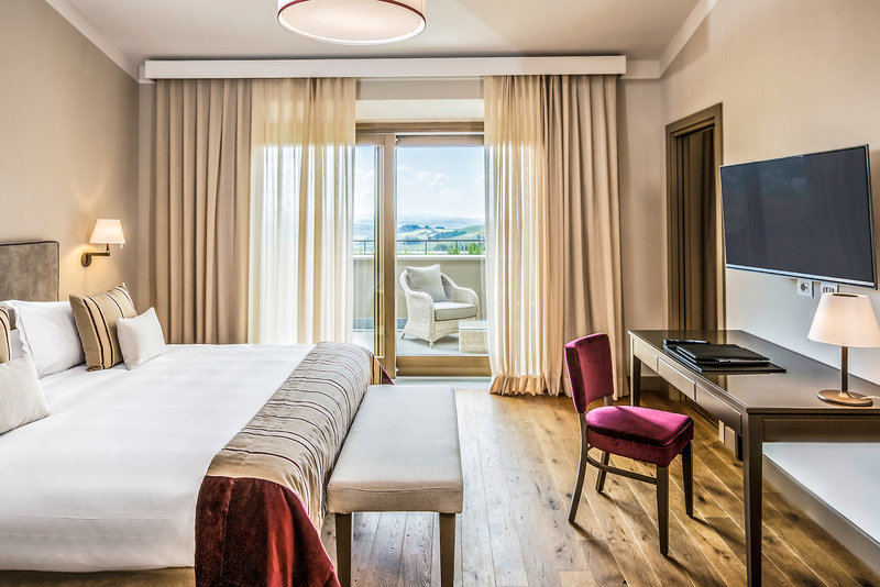 Hotelzimmer mit Golf im Il Castelfalfi - TUI BLUE SELECTION
