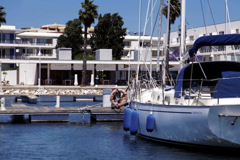 Hotel Marina Club Lagos Resort in Algarve - Bild von FTI Touristik