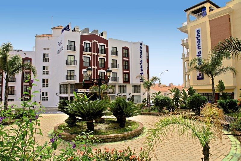 Sercotel Hotel Perla Marina günstig bei weg.de buchen - Bild von FTI Touristik