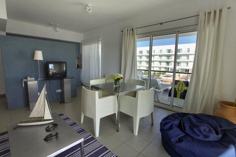 Hotelzimmer mit Golf im Marina Club Lagos Resort