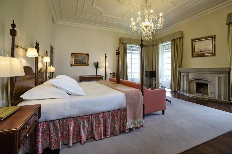 Hotelzimmer mit Fitness im Estalagem Quinta da Casa Branca