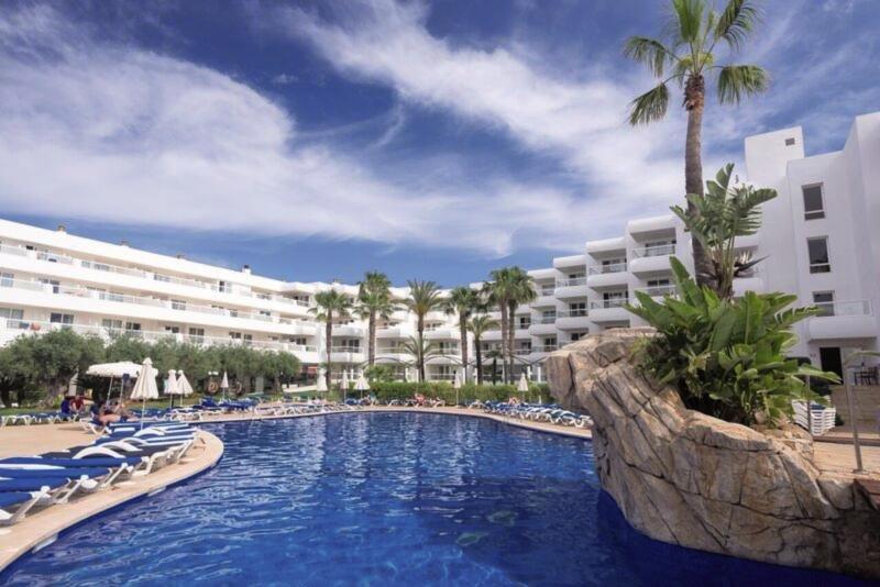 Tropic Garden Hotel Apartamentos in Ibiza - Bild von FTI Touristik