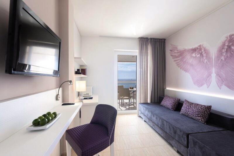Hotelzimmer mit Mountainbike im Tropic Garden Hotel Apartamentos