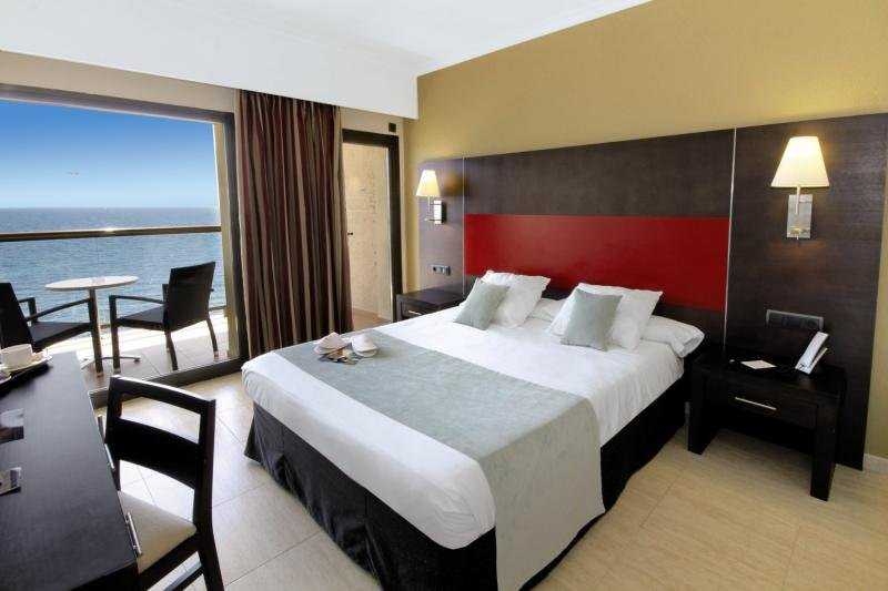 Hotelzimmer mit Golf im AluaSoul Palma