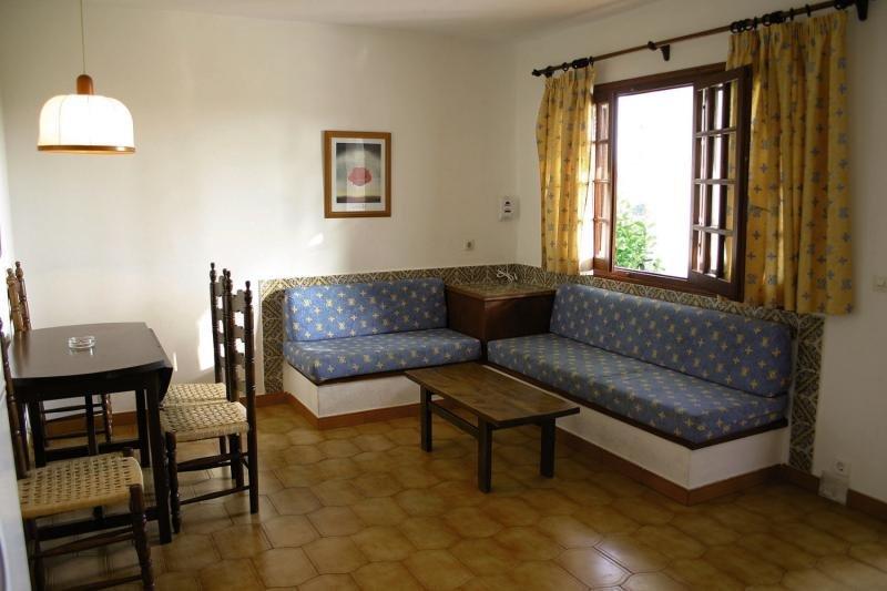 Hotelzimmer mit Tennis im Apartamentos Son Bou Gardens