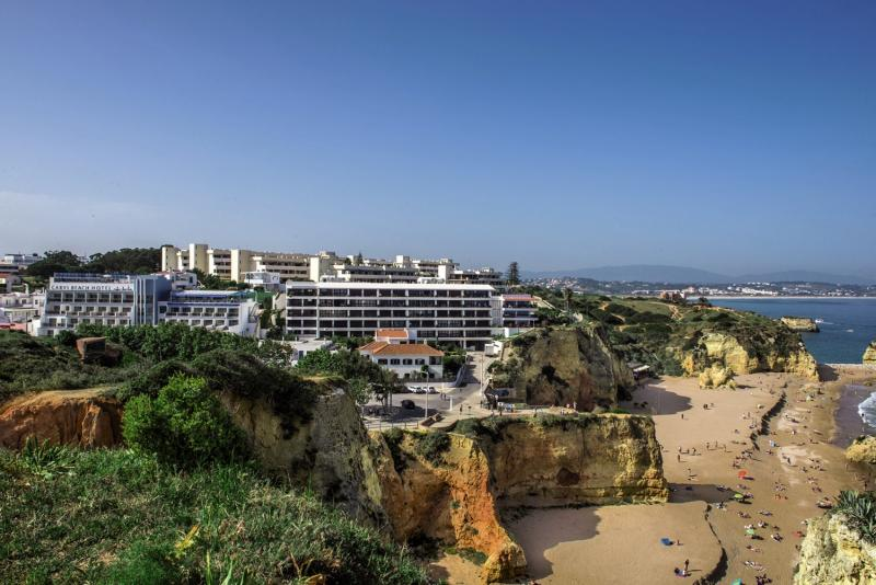 Carvi Beach Hotel Algarve in Algarve - Bild von FTI Touristik