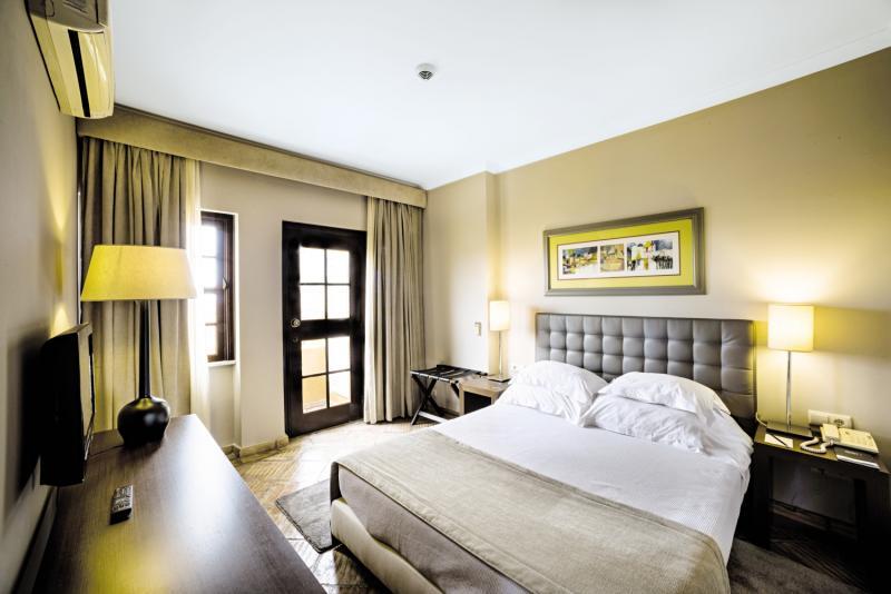 Hotelzimmer mit Golf im Vila Galé Albacora