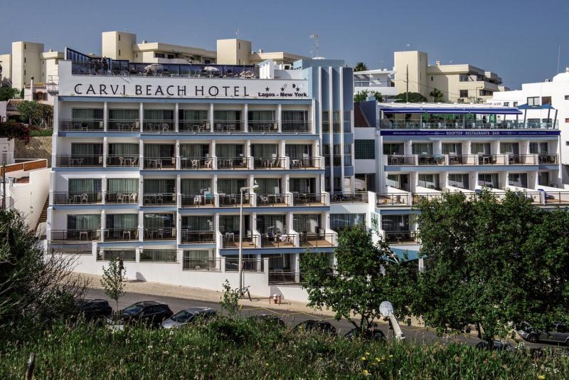 Carvi Beach Hotel Algarve günstig bei weg.de buchen - Bild von FTI Touristik