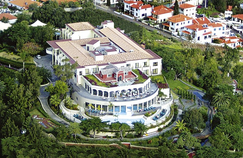 Hotel Quinta das Vistas Palace Gardens günstig bei weg.de buchen - Bild von FTI Touristik