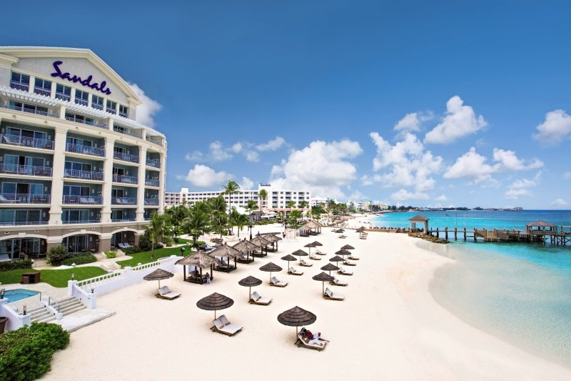 Hotel Sandals Royal Bahamian günstig bei weg.de buchen - Bild von FTI Touristik