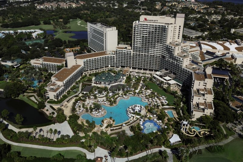 Hotel Marriott Orlando World Center in Florida - Bild von FTI Touristik