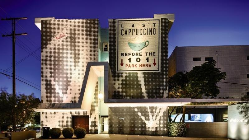 Best Western Plus Hollywood Hills Hotel in Kalifornien - Bild von FTI Touristik