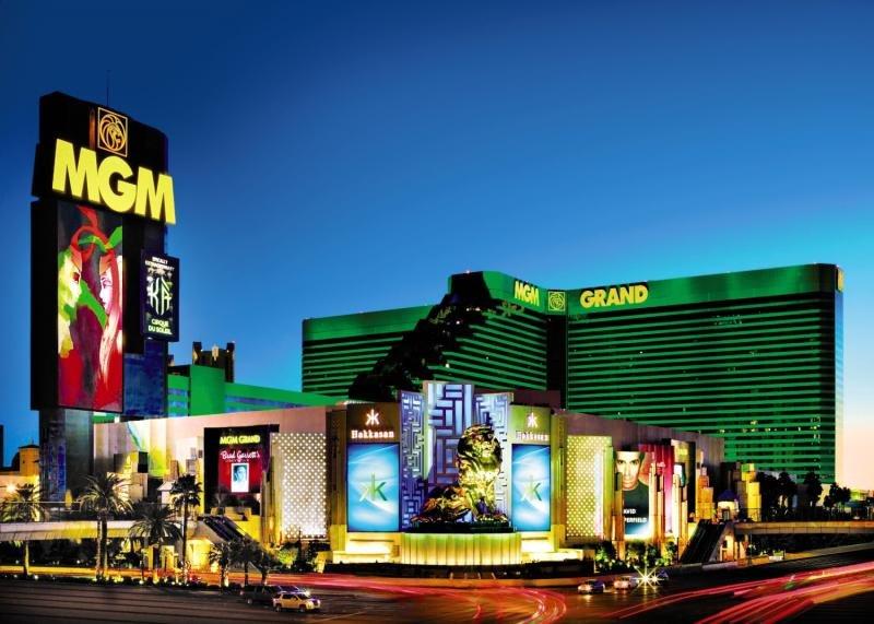 MGM Grand Hotel & Casino günstig bei weg.de buchen - Bild von FTI Touristik