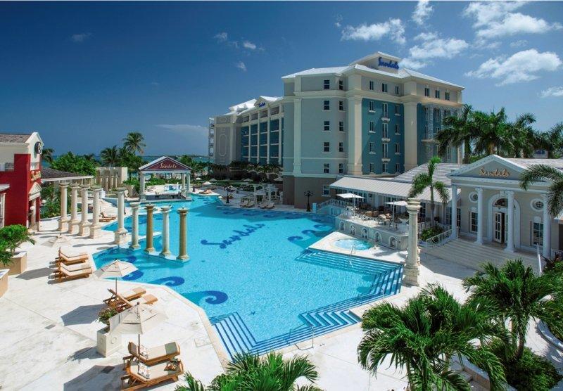 Hotel Sandals Royal Bahamian 18 Bewertungen - Bild von FTI Touristik