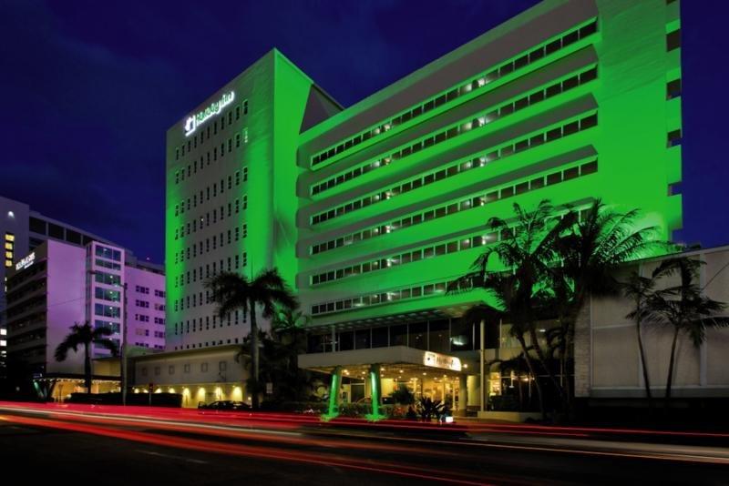 Hotel Holiday Inn Miami Beach Oceanfront in Florida - Bild von FTI Touristik