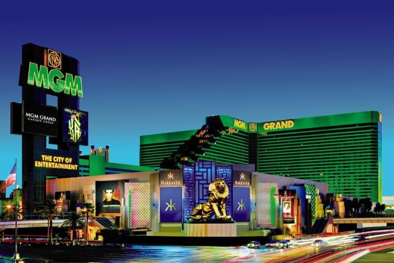 MGM Grand Hotel & Casino in Nevada - Bild von FTI Touristik
