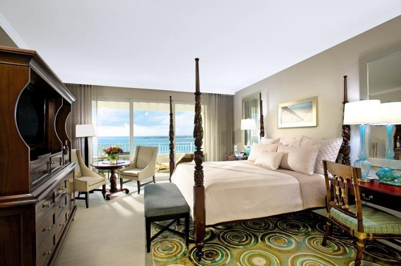 Hotelzimmer mit Golf im Sandals Royal Bahamian