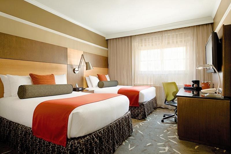 Hotelzimmer mit Aufzug im Hotel Abri