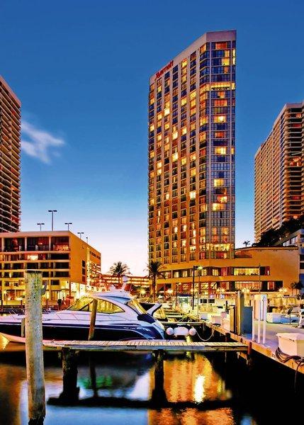 Hotel Miami Marriott Biscayne Bay günstig bei weg.de buchen - Bild von FTI Touristik