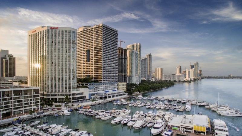 Hotel Miami Marriott Biscayne Bay 2 Bewertungen - Bild von FTI Touristik