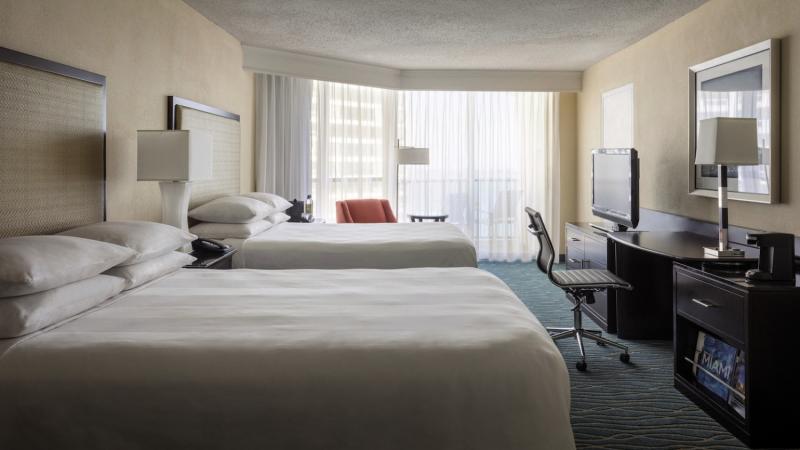Hotelzimmer im Miami Marriott Biscayne Bay günstig bei weg.de