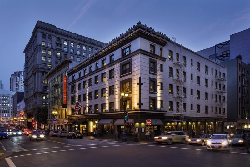 Hotel Abri in Kalifornien - Bild von FTI Touristik