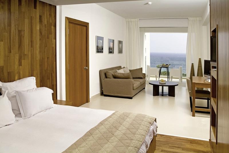 Hotelzimmer mit Fitness im Napa Mermaid Hotel & Suites