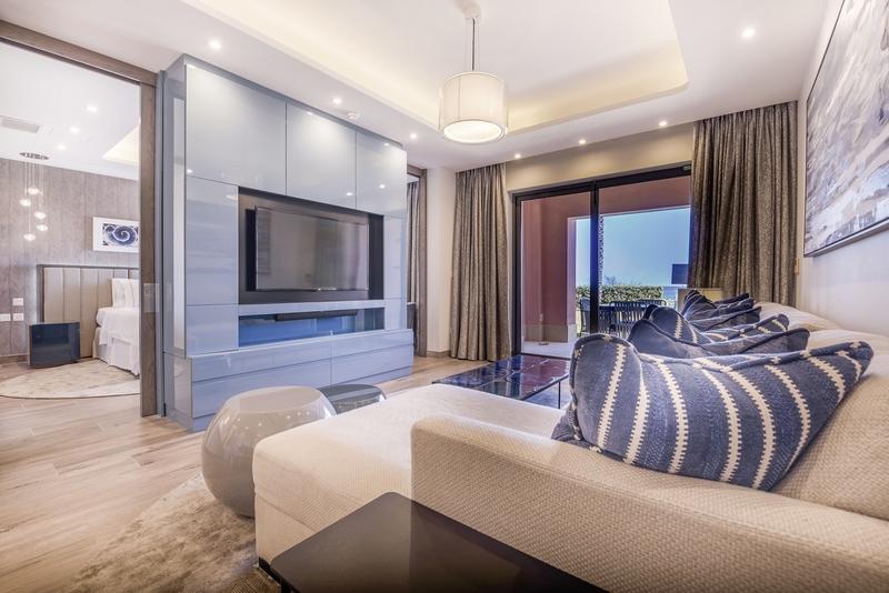 Hotelzimmer mit Yoga im The Westin Dragonara Resort, Malta