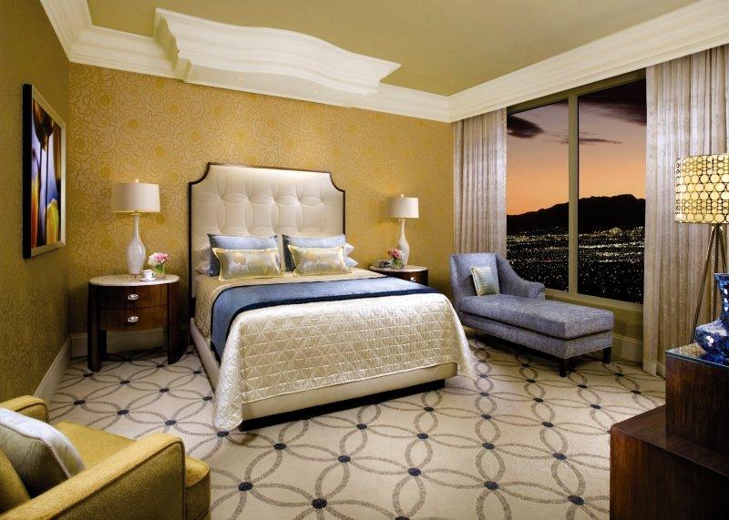 Hotelzimmer im Bellagio Las Vegas günstig bei weg.de
