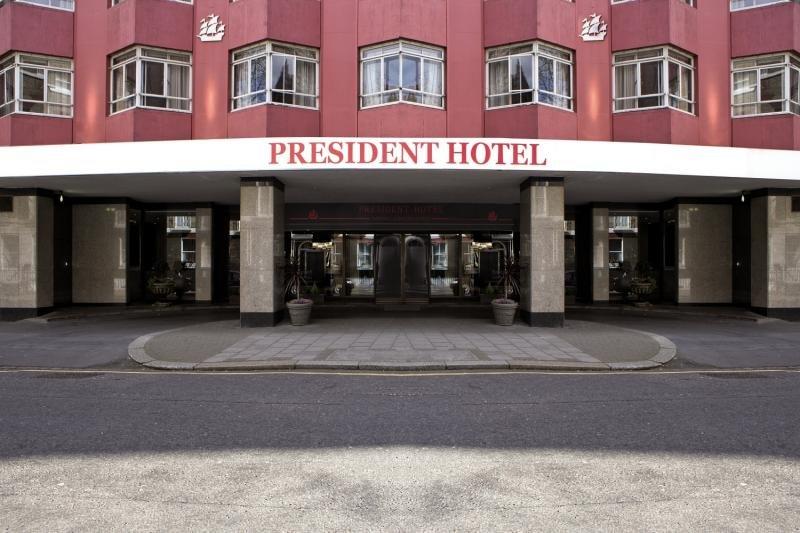 The President Hotel günstig bei weg.de buchen - Bild von FTI Touristik