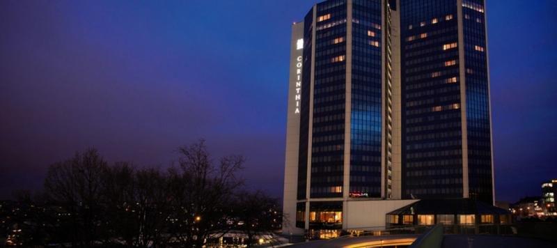Corinthia Hotel Prague günstig bei weg.de buchen - Bild von FTI Touristik